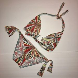 ⬇️Calvin Klein Bikini 2 piece swimsuit Small
